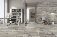 Wooden Glazed Vitrified Tiles